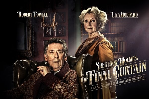 COMPETITION: Win a pair of tickets to see Sherlock Holmes: The Final Curtain at the Everyman Theatre