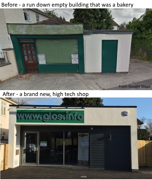Shop Before After