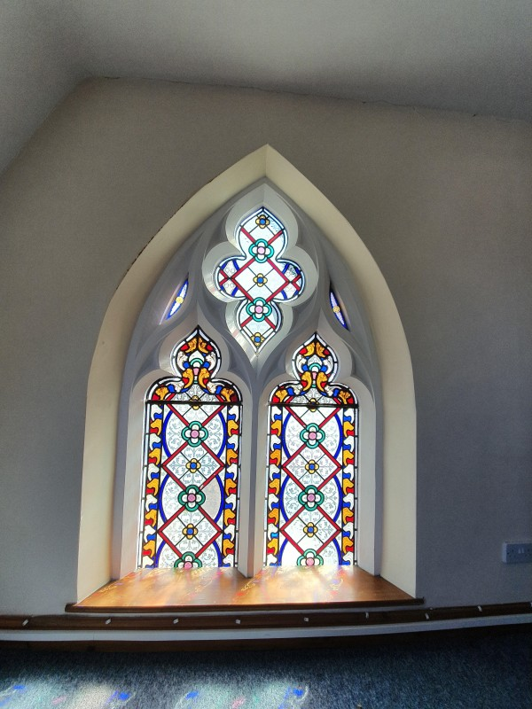 Rhythm and Vine Art Gallery at The Old Chapel