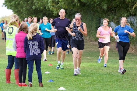 Stonehouse parkrun - Weekly Free 5km Timed Run
