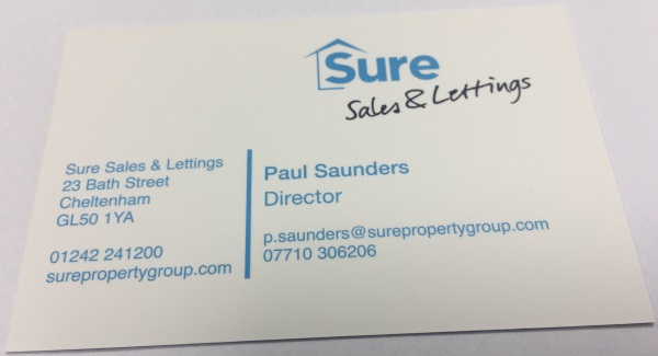 Sure Sales & Lettings Cheltenham