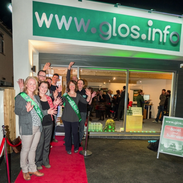 glos.info official opening Cheltenham