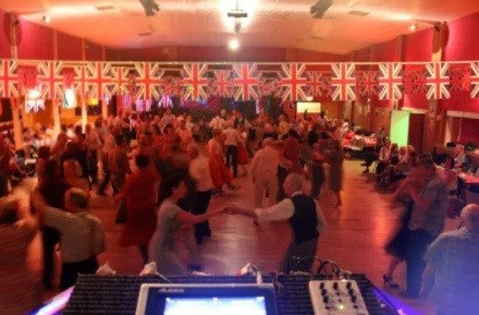 Swing Jive Dance Classes, Tetbury Goods Shed Arts Centre