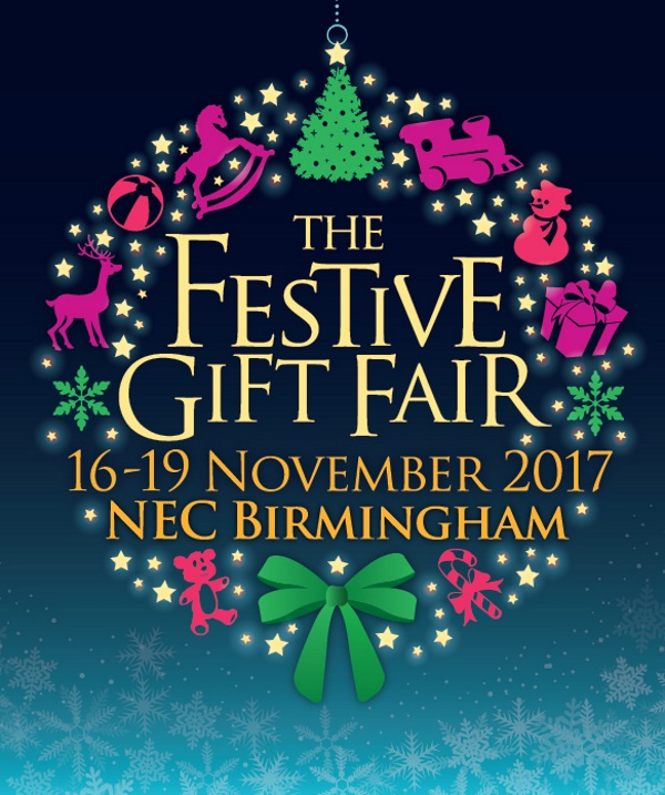 COMPETITION: Win a pair of tickets to the Festive Gift Fair 2017 at the NEC