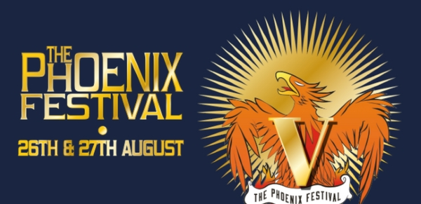 The Phoenix Festival 2017, Abbey Grounds, Cirencester