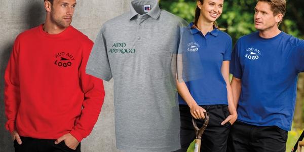 Universal Uniform - work, school & leisure wear – no minimum
