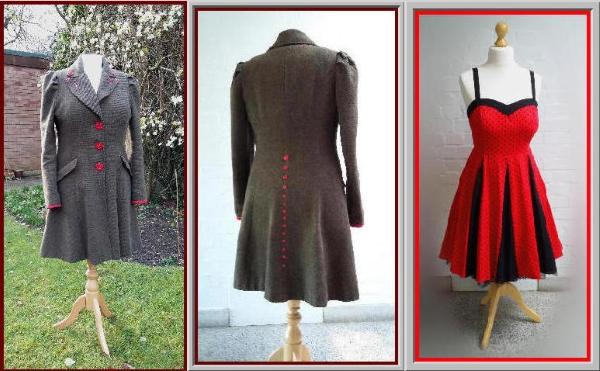 Seamsrite Coats Cheltenham