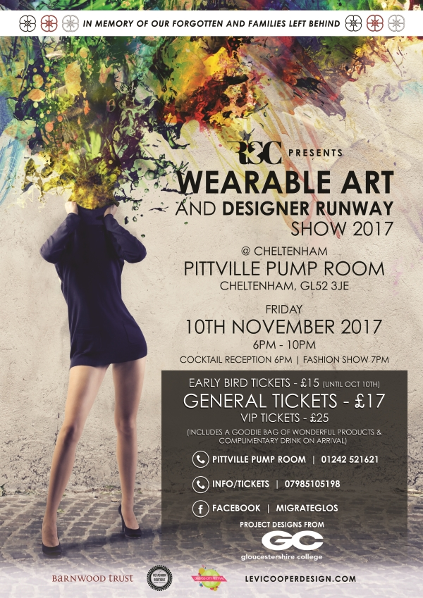 Wearable Art and Designer Runway Show