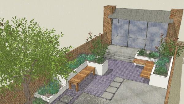 Wild Edge Garden Design by Emma Reuvers