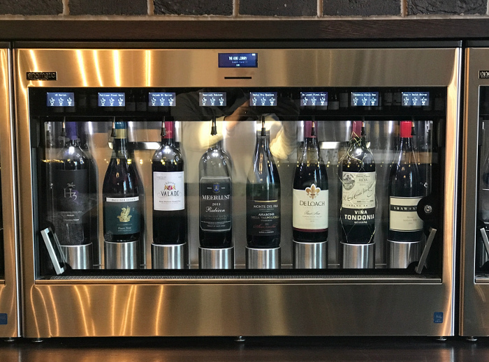 Tivoli Wines - A Different World of Wine - Wine Library Now Open!
