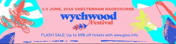 OFFER - UP TO 50% DISCOUNT ON WYCHWOOD FESTIVAL TICKETS!!!
