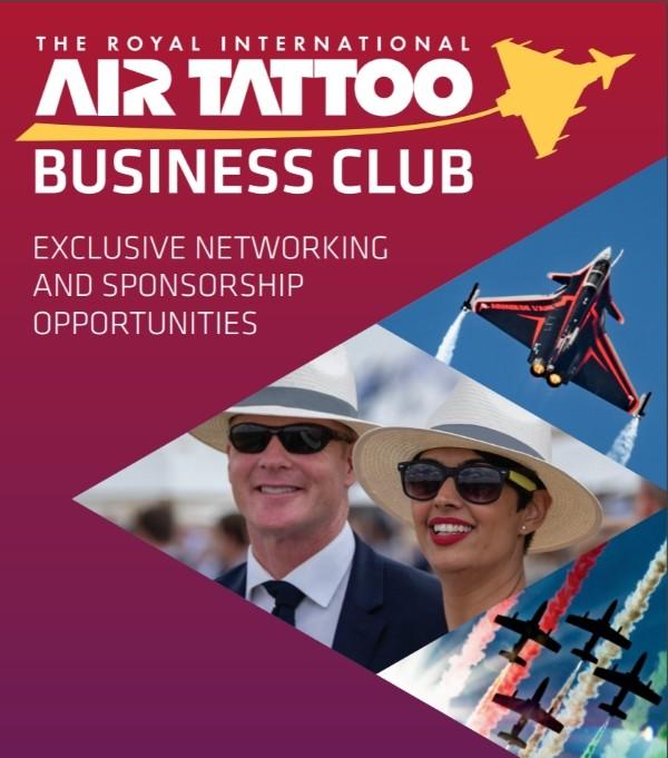 air tattoo business club