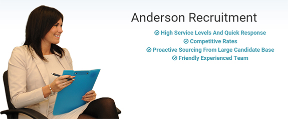 anderson recruitment gloucester employment