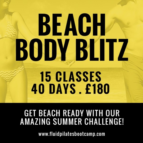 The Beach Body Blitz Challenge is Here!! The perfect way to get you beach ready!!!!