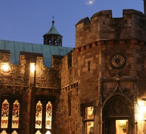 berkeley castle christmas concert