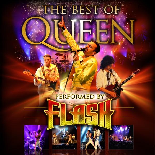 best queen flash brochure image