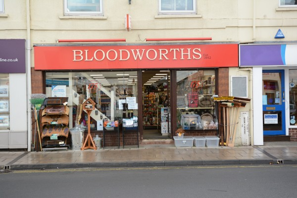 bloodworths outside
