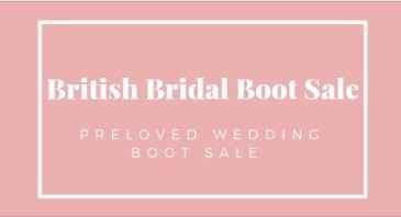 bridal boot sale