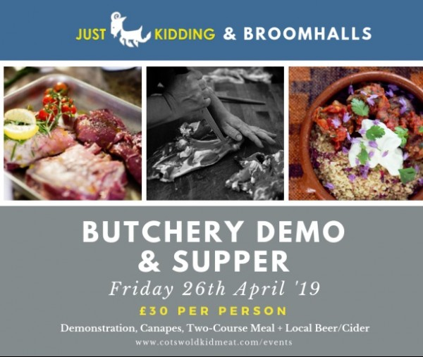 butchery demo