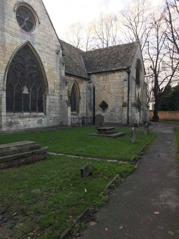 cheltenham cemetery grove street bombing cheltenham history