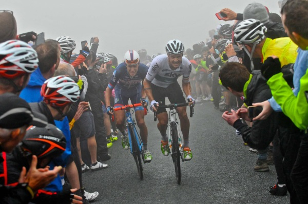 OVO Energy Tour of Britain comes to Cheltenham