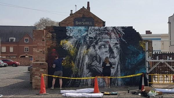 cheltenham paint festival