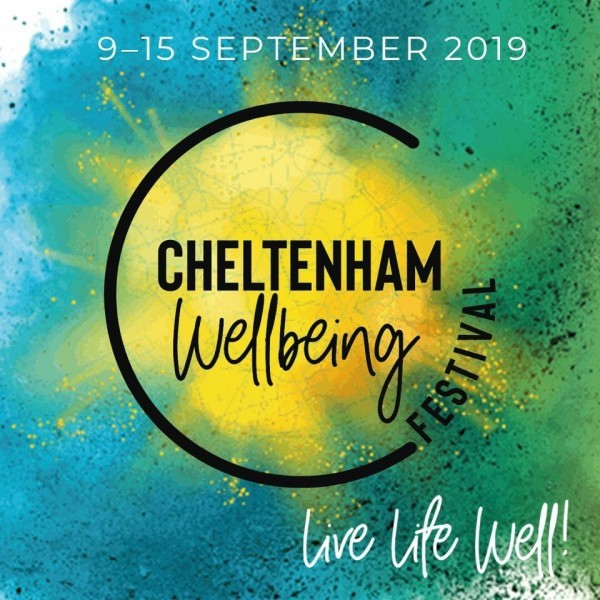 SAVE 10% on Ticket Prices for the Cheltenham Wellbeing Festival