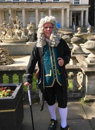 Cheltenham Promenaders - Guided walking tour experiences around the historic Regency Spa town of Cheltenham
