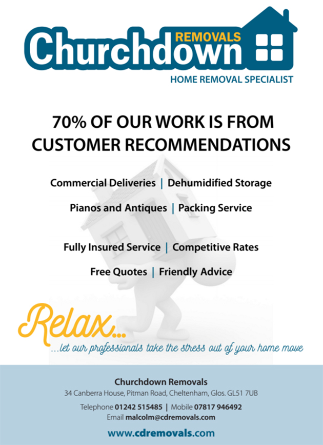 churchdown removals gloucestershire discount glos info 2016