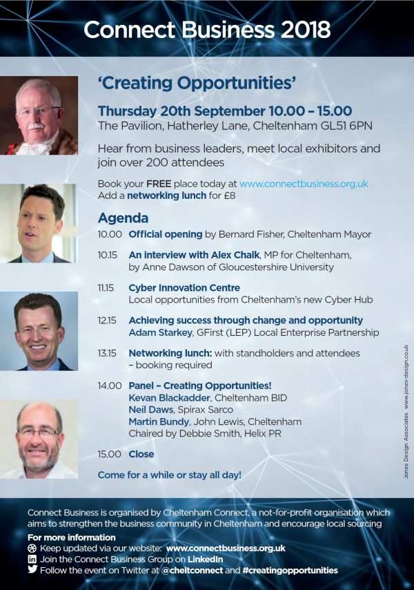 Connect Business Day 2018 -