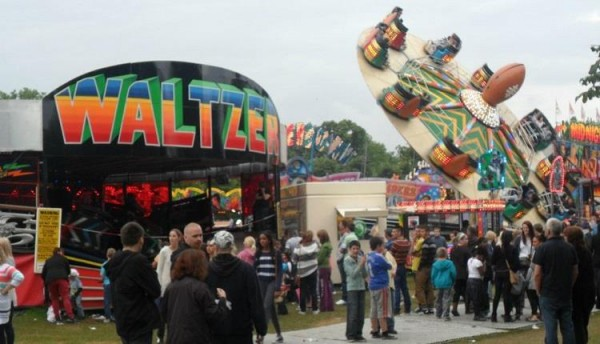 www.glos.info Top Ten for July Wilson's Fun Fair – Gloucester Park