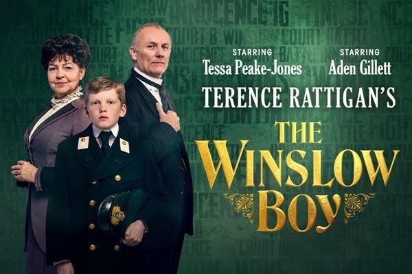 The Winslow Boy at the Everyman Theatre, Cheltenham