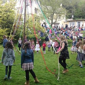 May Day Festival - Hawkwood's Open Day - 70th Anniversary! Stroud