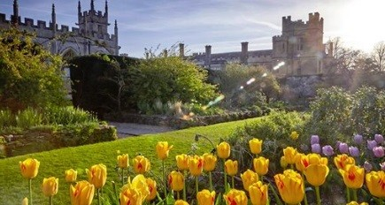 easter sudeley