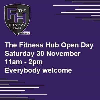 The Fitness Hub Open Day