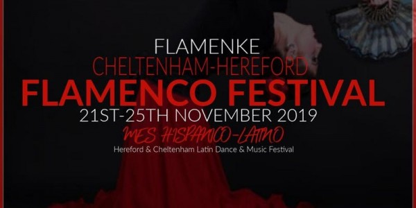 flamenco festival cheltenham hereford
