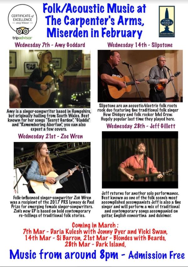 folk music glos.info