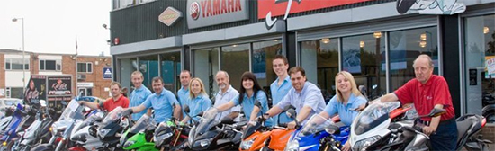Gloucester motorcycles