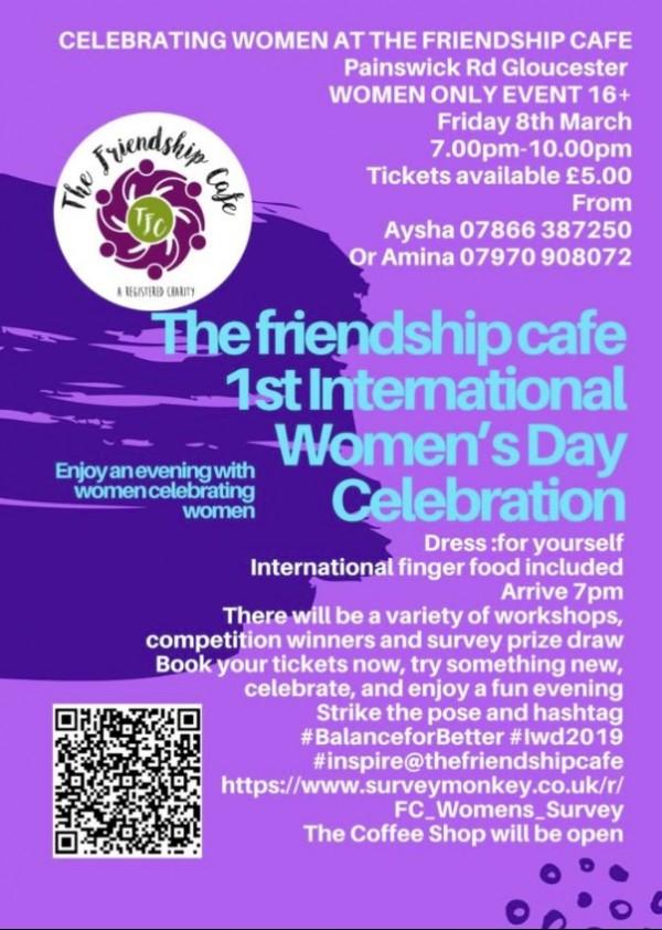 5d7c3ad2d23 1st International Women's Day Celebration
