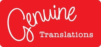 genuine translations logo