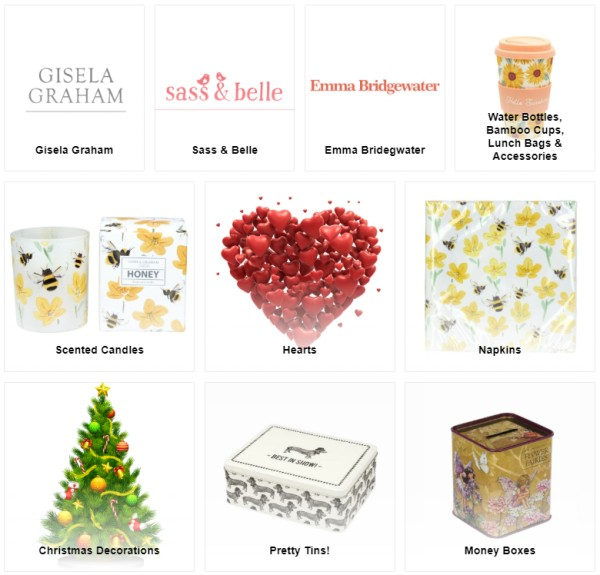Gertrude Rhodes - Fabulous gifts for fabulous people
