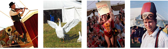 giffords circus performers animals 2016