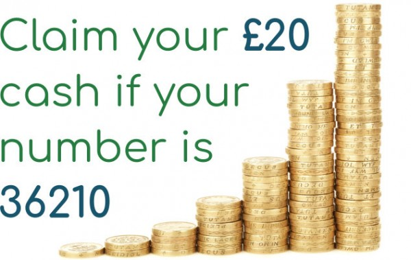 glos info win cash competition 20