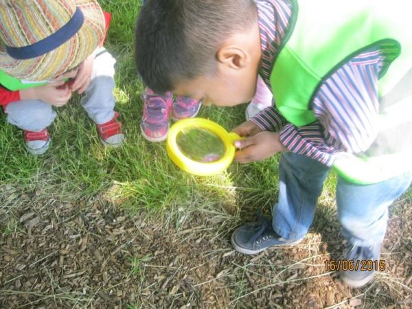 glos.info Bright Eyes Day Nursery Cheltenham outside
