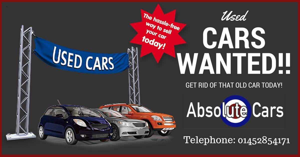 Used Cars Wanted