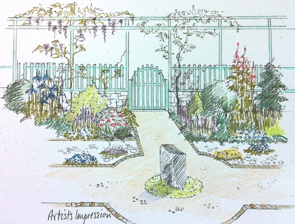 Blooming Planters Garden Design - Creating individual, affordable and beautiful gardens in the Cotswolds
