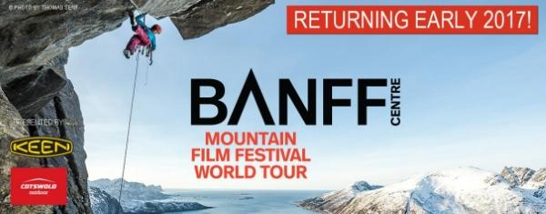 glos.info cheltenham town hall banff film festival tour competition