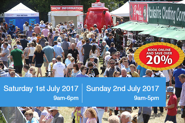 glos.info cotswold show food festival