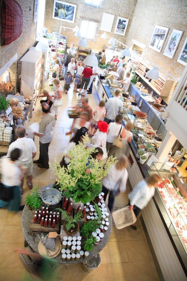 glos.info Daylesford Organic Farm Shop