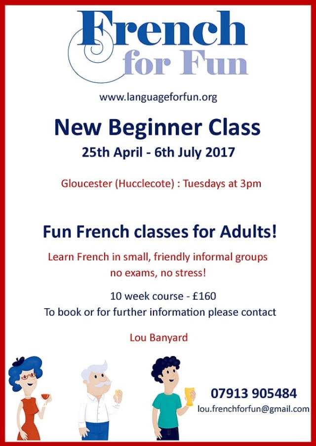 glos.info french for fun